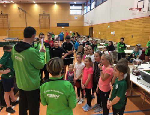 Tischtennis Vereinsmeisterschaften 2020 – Jugend