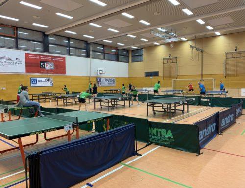 Tischtennis Vereinsmeisterschaften 2020 – Aktive