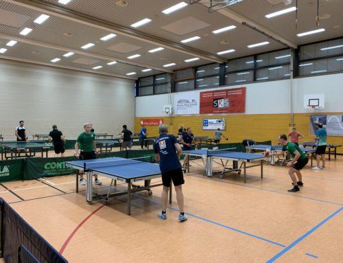 Tischtennis Hobbyturnier 2020