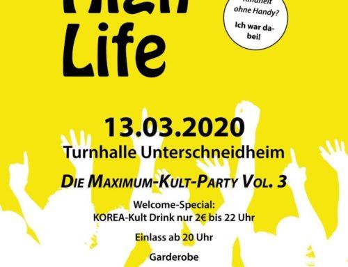 High Life Vol. 3 Unterschneidheim