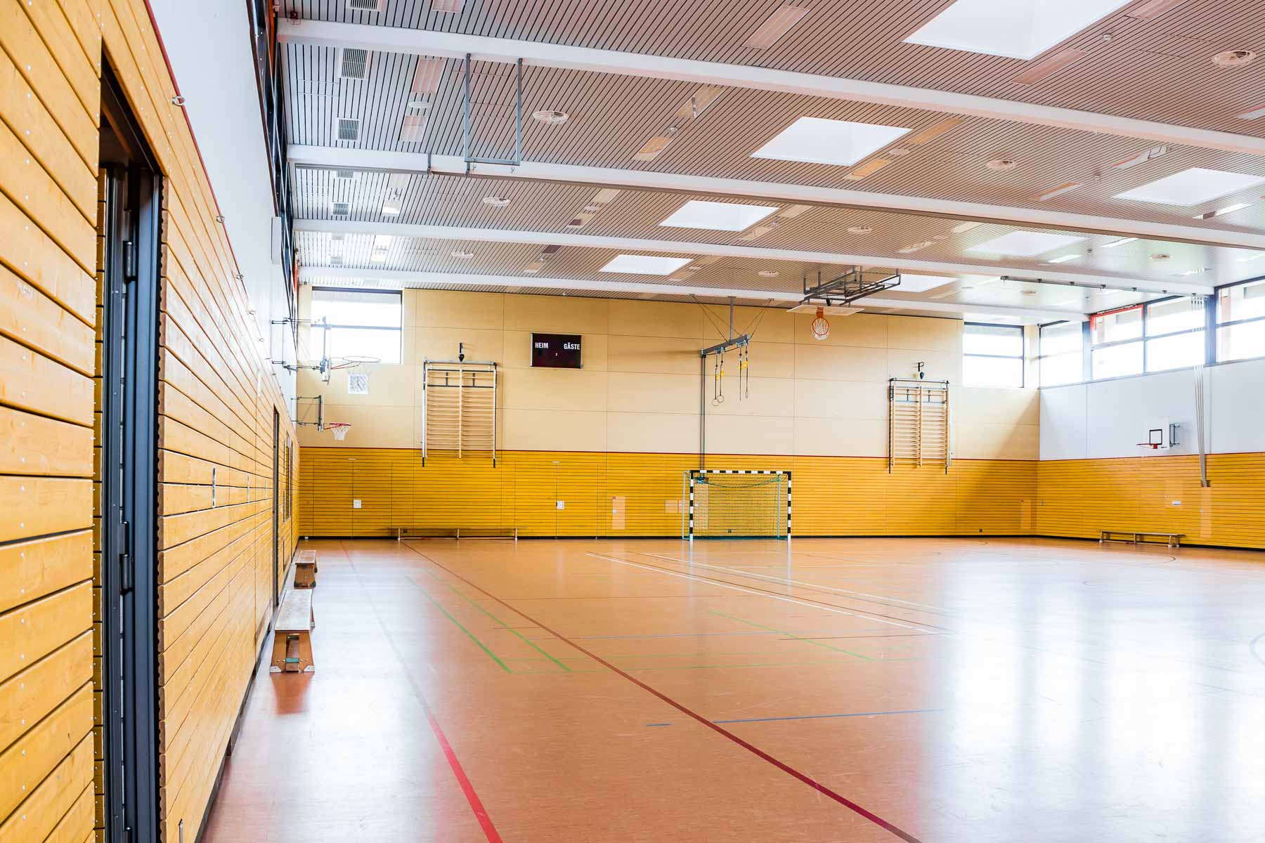 Sport- und Festhalle